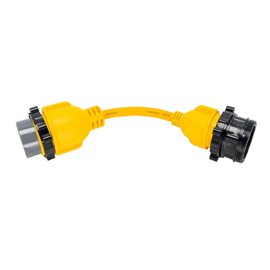 Furrion 30A Female Locking Connector Yellow F30FMP-SY