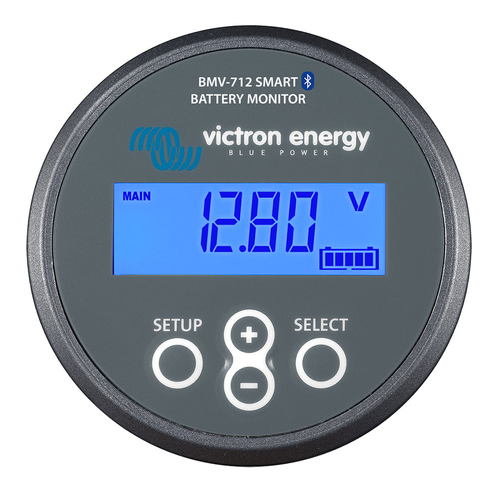 Victron Smart Battery Monitor - BMV-712 - Grey - Bluetooth Capable [BAM030712000R]