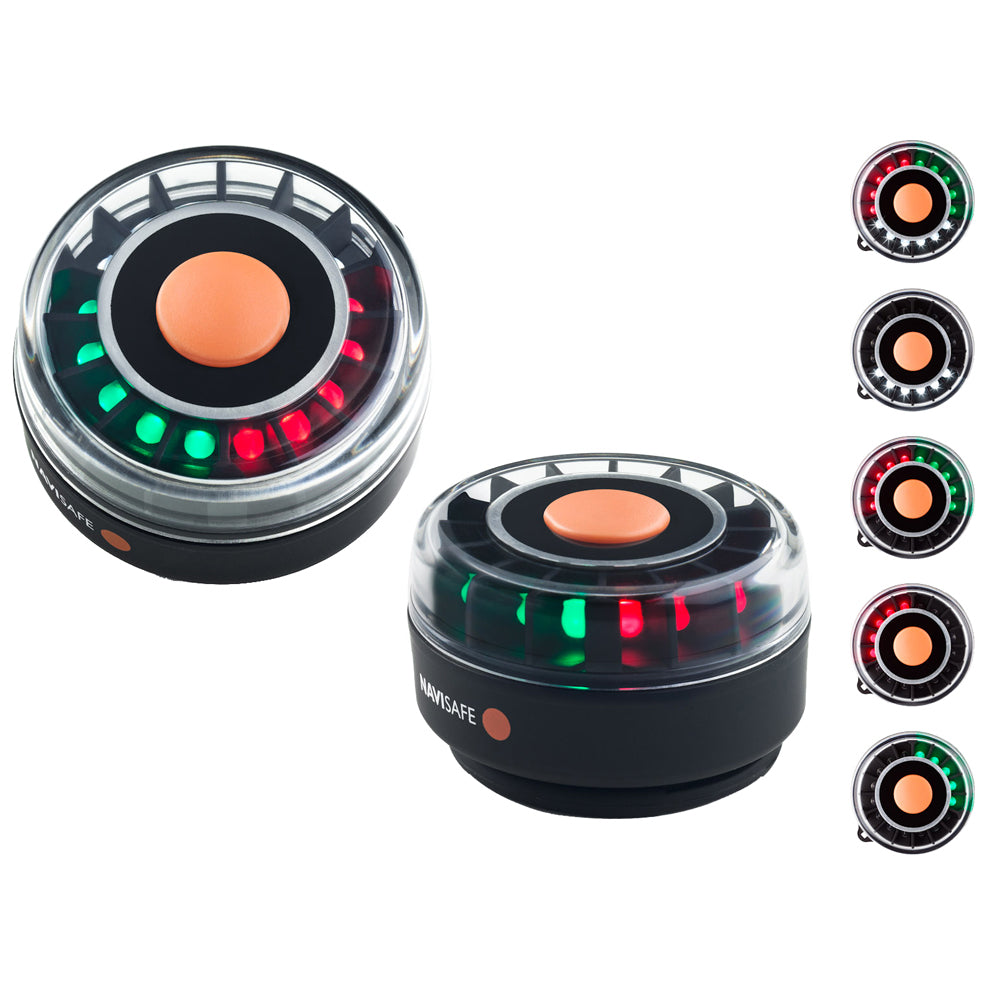 Navisafe Portable Navilight Tricolor 2NM w/Magnet Base [305-1]