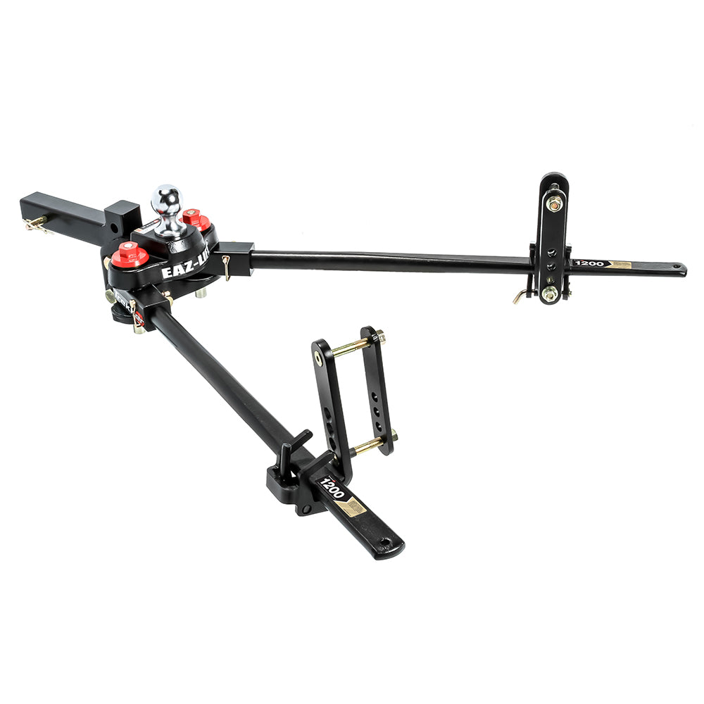 Camco Eaz-Lift Trekker 1,200 Weight Distribution Hitch w/Progressive Sway Control [48704]