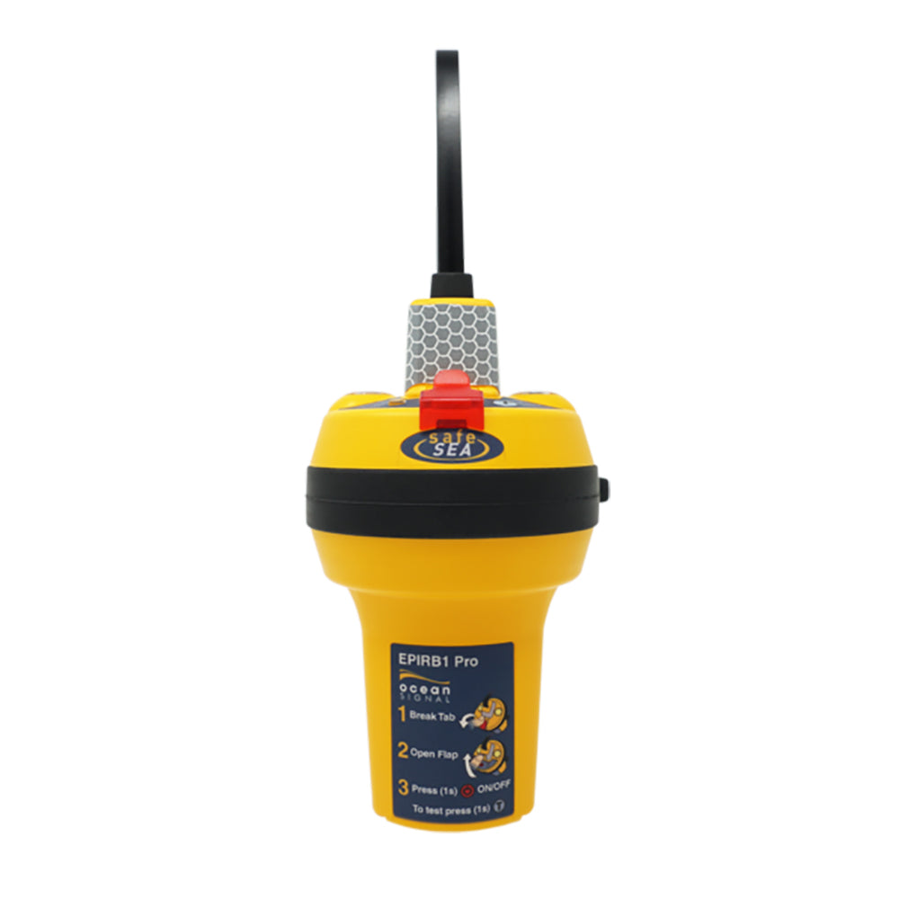 Ocean Signal SafeSea EPIRB1 Pro - Float-Free Category 1 EPIRB [702S-03401]