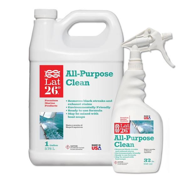 Lat 26° All-Purpose Cleaner