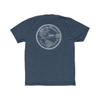 Sportfish Outfitters Super Soft Mens Marlin Blue Globe Shirt