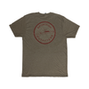 Sportfish Outfitters Super Soft Mens Olive Green T Shirt