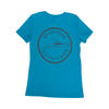 Sportfish Outfitters Women's Vintage Turquoise Shirt