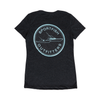 Sportfish Outfitters Super Soft Women's Charcoal T Shirt