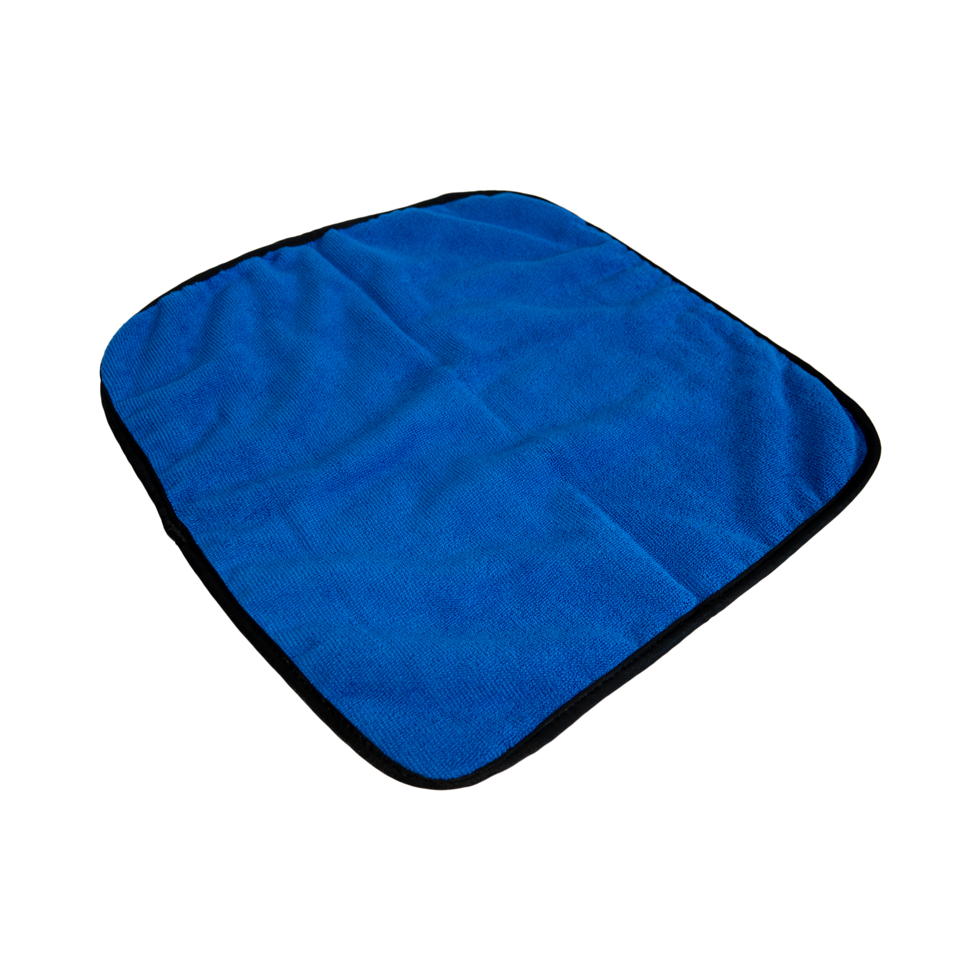 Premium Plus Blue Microfiber Super Towel 16x16