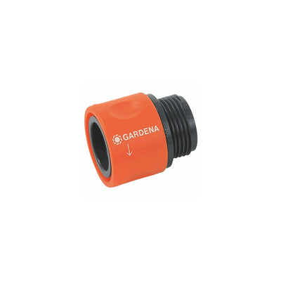 Gardena Threaded Faucet Hose Connector [36917]