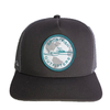 Sportfish Outfitters Dark Grey/Teal Curved Hat