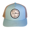 Sportfish Outfitters Light Blue/Tan Curved Hat
