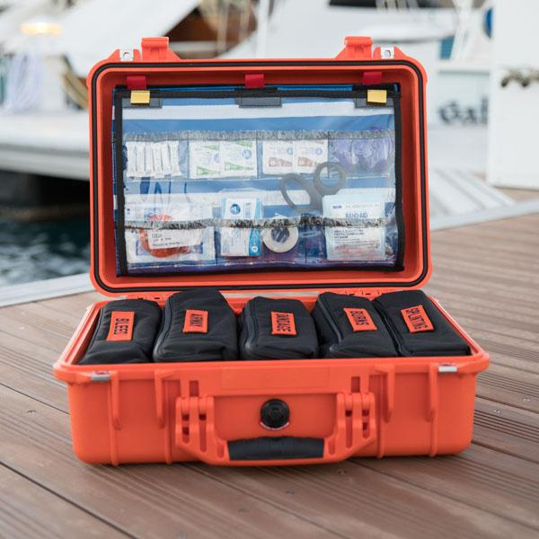 D-Dey EMS 1500 Medical Kit