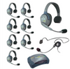 Eartec 9-Person Headset