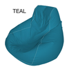 E-SeaRider Traditional Round Style Medium Beanbag