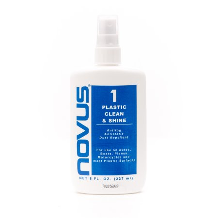 Novus Plastic Cleaner #1 Clean & Shine