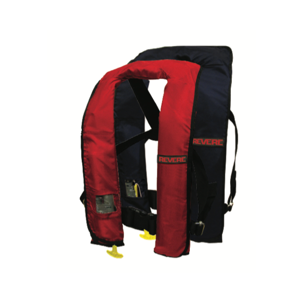 inflatable life Jacket for sportfish boats