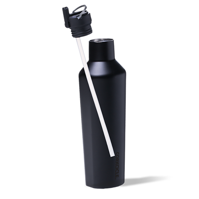 Corkcicle Canteen Cap with Straw - 20OZ AND 40OZ