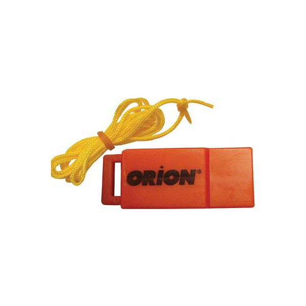 Safety Whistle for sportfish or center console boats
