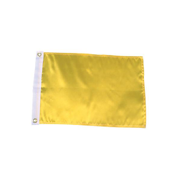 Quarantine flag for sportfish and center console boats