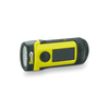 Secur Waterproof Solar Dynamo LED Flashlight