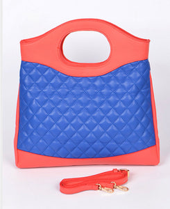Red&Blue Purse