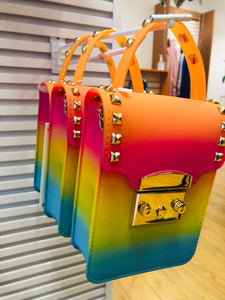 Colorful purse