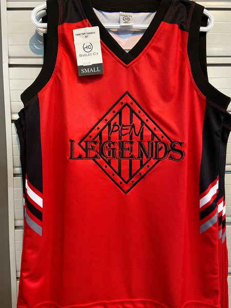 Harley G's Pen Legends Jersey