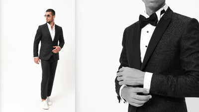 Demystification: So, what exactly is the difference between a tuxedo and a suit?