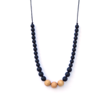Loulou Lollipop Naturalist Teething Necklace (6 Colors)