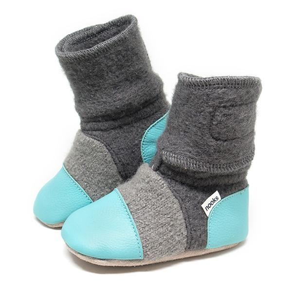 Nooks Design Booties (4 Styles)