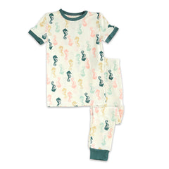Silkberry Bamboo Short Sleeved Pyjamas (2 Styles)