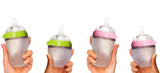 Como Tomo - Single OR Double Pack - 8 OZ (250 mL) Bottle - Pink