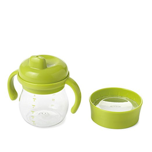 OXO TOT Transition Sippy Cup Set 6 oz. (2 Colors)