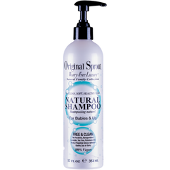 Orginal Sprout Natural Shampoo- 12 Oz.