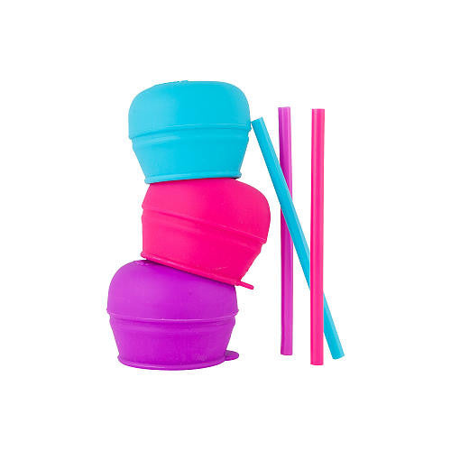 Boon Snug Straw 3 Pk. (2 Colors)