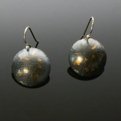 Keum Boo Domed Abstract Earrings
