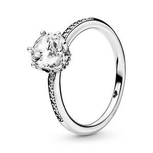 Pandora Ring Sparkling Crown 198289CZ