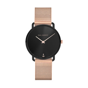 Miss Ocean Black Sunray Schwarz Mesh - Juwelier Gross