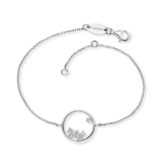 Engelsrufer Armband Cosmo Silber mit Zirkonia
