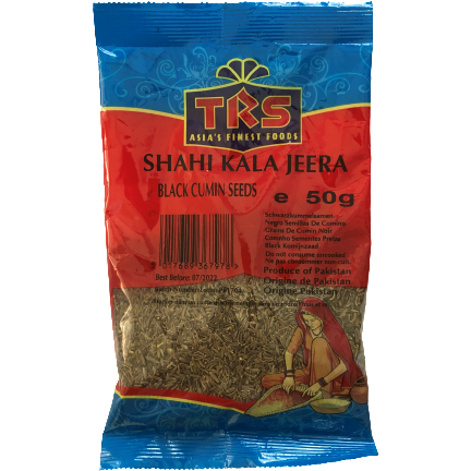 Black Cumin Seeds (Kala Jeera) 50g - World Groceries