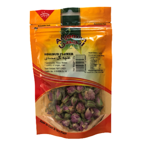 Rosebud Flower 25g - World Groceries