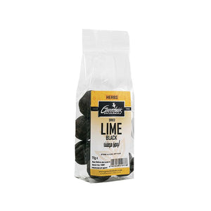 Dried Black Lime 75g - World Groceries