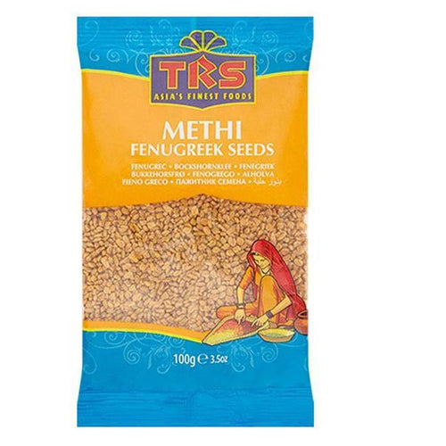 Fenugreek Seeds 100g - World Groceries