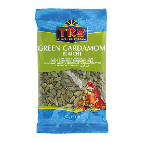 Green Cardamom (Elaichi) 100g - World Groceries