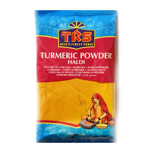 Turmeric Powder (Haldi) 100g - World Groceries