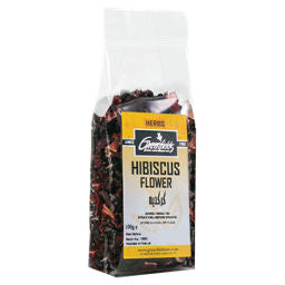 Hibiscus Flower 100g - World Groceries