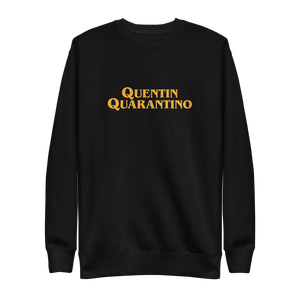 QQ Fleece Crewneck