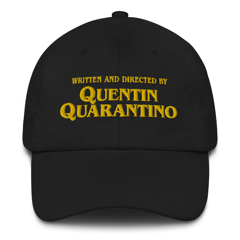 QQ x Dad Hat