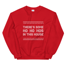 Load image into Gallery viewer, Ho Ho Hos Holiday Sweater