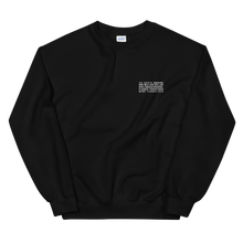 Load image into Gallery viewer, QQOMDRLMPPMF Crewneck
