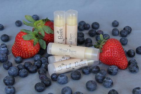 Mixed Berry Lip Balm